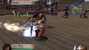миниатюра скриншота Dynasty Warriors 3