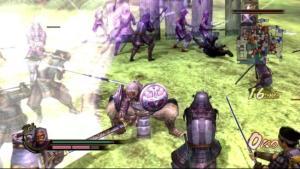 миниатюра скриншота Samurai Warriors 2