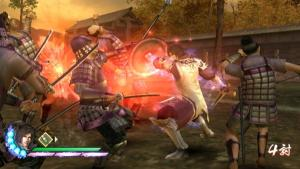 миниатюра скриншота Samurai Warriors 3
