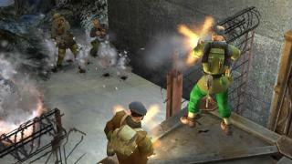 Скриншот Operation Silent Storm