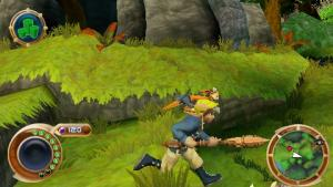 миниатюра скриншота Jak and Daxter: The Lost Frontier