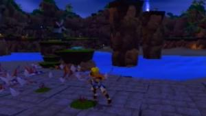 миниатюра скриншота Jak and Daxter: The Precursor Legacy
