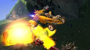 миниатюра скриншота Jak X: Combat Racing