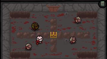 Скриншот The Binding of Isaac
