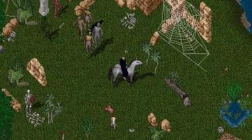 Скриншот Ultima Online
