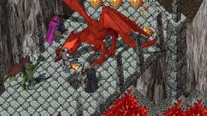 миниатюра скриншота Ultima Online