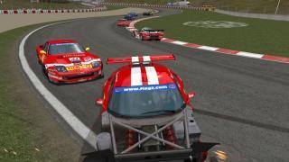 Скриншот GTR: FIA Racing Simulation
