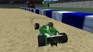 Скриншоты  игры F1 2000