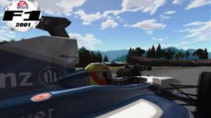 миниатюра скриншота F1 2001