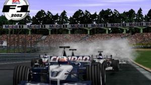 миниатюра скриншота F1 2002