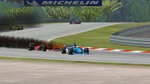 миниатюра скриншота F1 Challenge '99-'02
