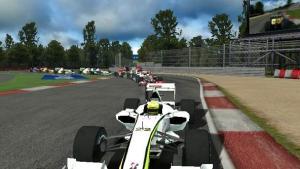 миниатюра скриншота F1 2009
