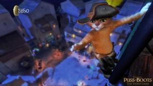 миниатюра скриншота Puss in Boots: The Video Game