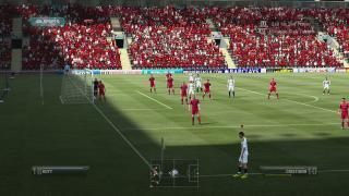 Скриншот FIFA 12