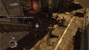 миниатюра скриншота The Cursed Crusade