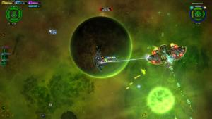 миниатюра скриншота Space Pirates and Zombies