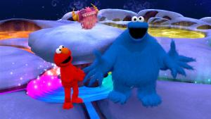 миниатюра скриншота Sesame Street: Once Upon a Monster