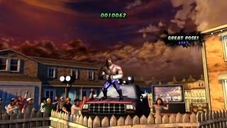 Скриншот Hulk Hogan's Main Event