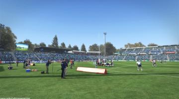 Скриншот Rugby Challenge
