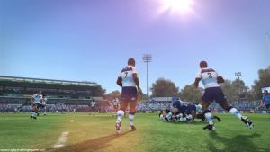миниатюра скриншота Rugby Challenge