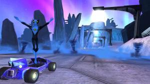 миниатюра скриншота Ben 10: Galactic Racing