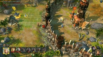 Скриншот Might and Magic: Heroes 6