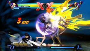 миниатюра скриншота Ultimate Marvel vs. Capcom 3