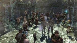 миниатюра скриншота Wizardry Online