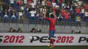 миниатюра скриншота Pro Evolution Soccer 2012