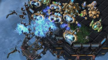 Скриншот StarCraft 2: Heart of the Swarm