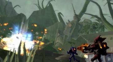 Скриншот Ratchet: Deadlocked