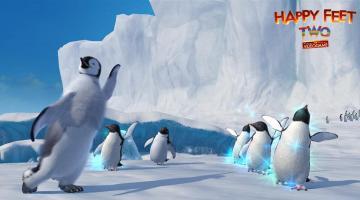 Скриншот Happy Feet Two: The Videogame