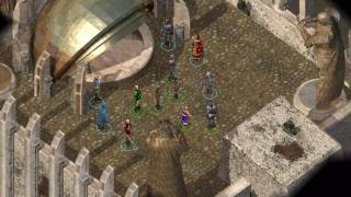 Скриншоты  игры Baldur's Gate 2: Shadows of Amn