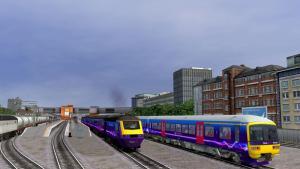 миниатюра скриншота Rail Simulator