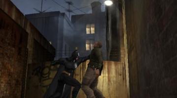 Скриншот Batman Begins