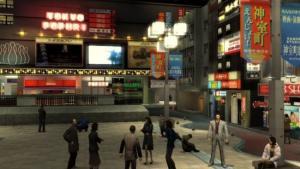 миниатюра скриншота Yakuza 2