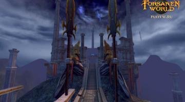 Скриншот Forsaken World