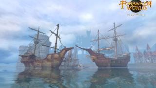 Скриншоты  игры Forsaken World