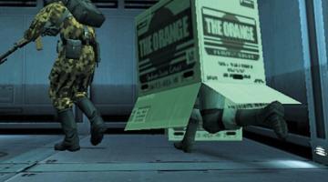 Скриншот Metal Gear Solid 2: Sons of Liberty