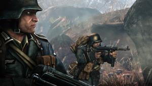 миниатюра скриншота Enemy Front