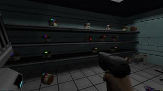 Скриншот System Shock 2