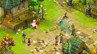 Скриншот Dofus
