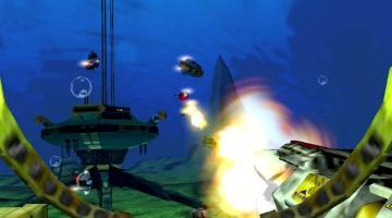 Скриншот AquaNox