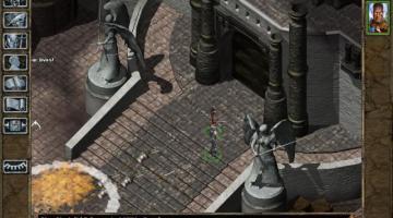 Скриншот Baldur's Gate 2: Shadows of Amn