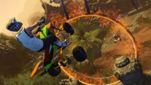 миниатюра скриншота Mad Riders