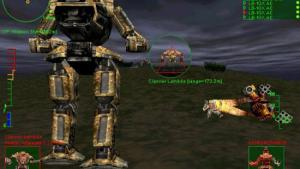 миниатюра скриншота MechWarrior 3