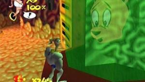 миниатюра скриншота Earthworm Jim 3D