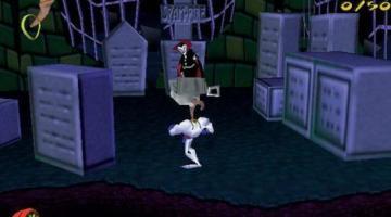 Скриншот Earthworm Jim 3D
