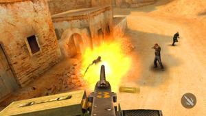 миниатюра скриншота Modern Combat 2: Black Pegasus