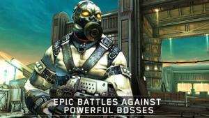миниатюра скриншота Shadowgun